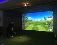 韩国进口PARONTECH高尔夫模拟器