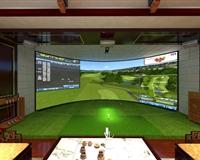 ZMCHip高速摄像室内高尔夫