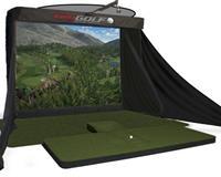 会所模拟高尔夫