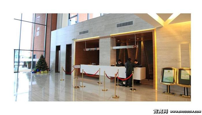 球场相册 江苏苏州太阳岛国际高尔夫俱乐部