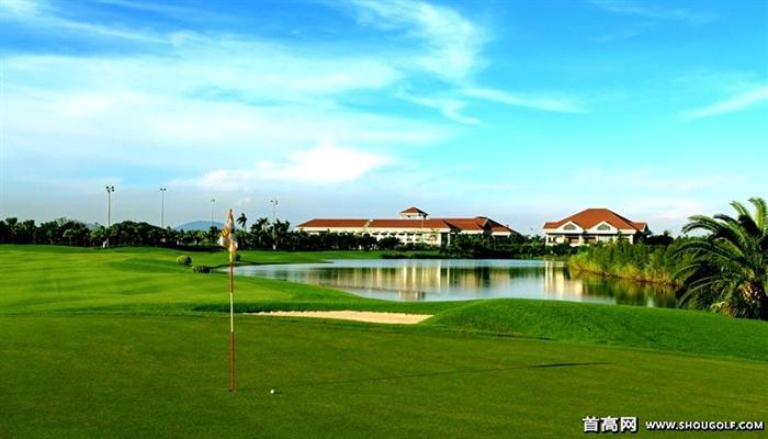 珠海金湾高尔夫俱乐部