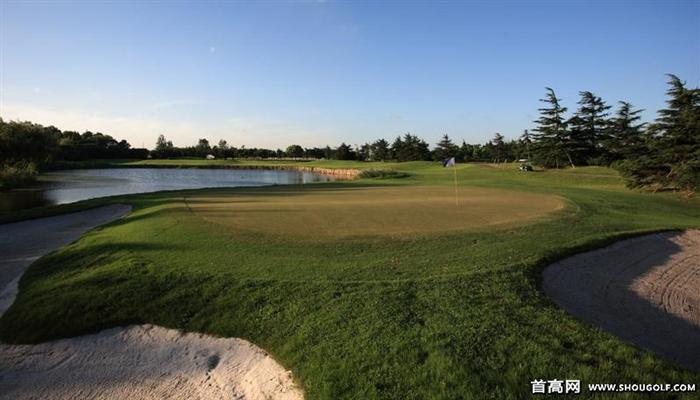 球场相册 上海太阳岛高尔夫俱乐部