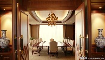 金熊会所董事会议室