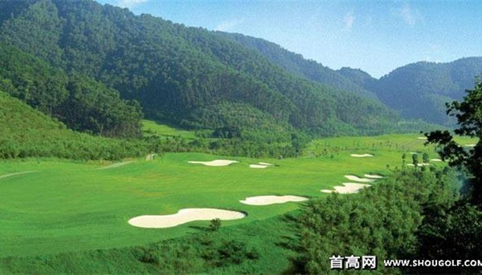 球场相册 辽宁大连长兴岛高尔夫俱乐部