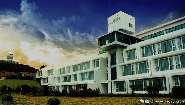 球场相册 青岛天泰温泉高尔夫俱乐部 首高网