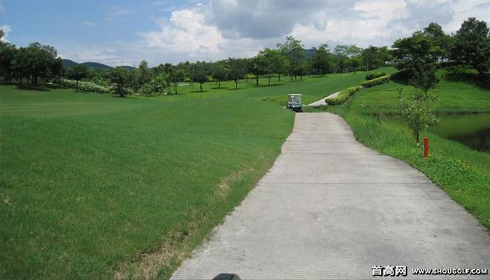广州荔湖高尔夫球会