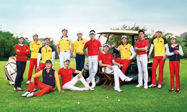 高尔夫进入奥运时间 中国球员抢资格