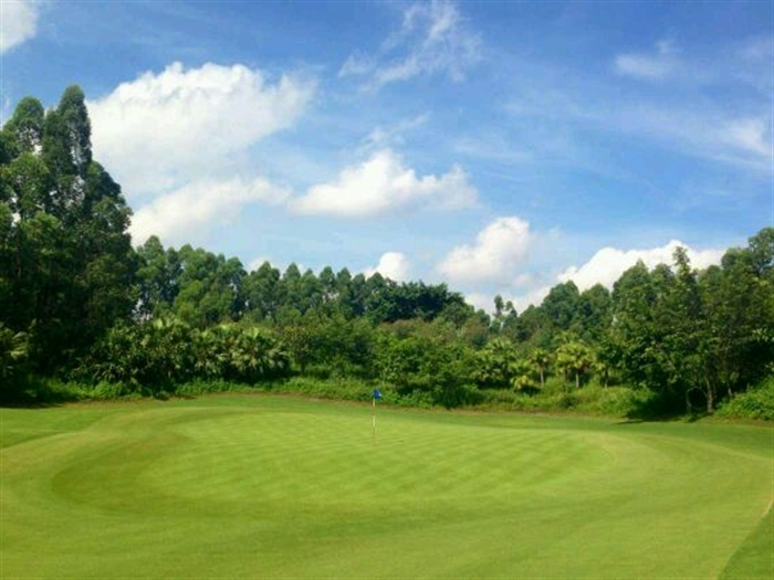 球场相册 清远碧桂园假日半岛高尔夫球会