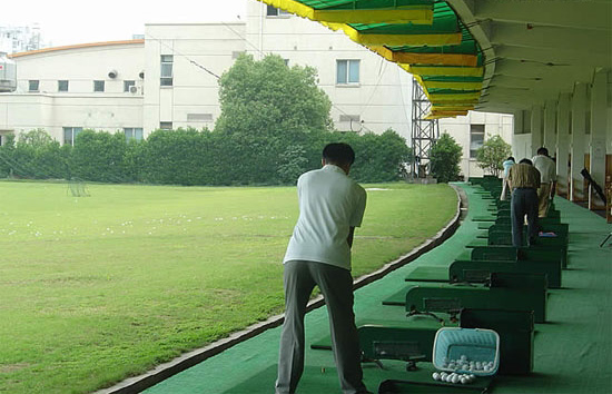 占地面积53亩,是目前苏州地区唯一一家集高尔夫练习场,室内游泳池(附